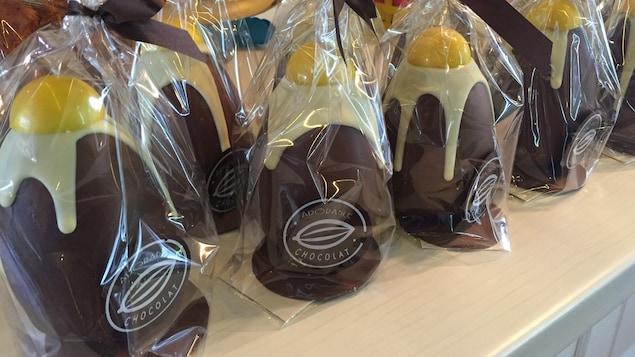 Adorable chocolat est une chocolaterie située à Shediac.