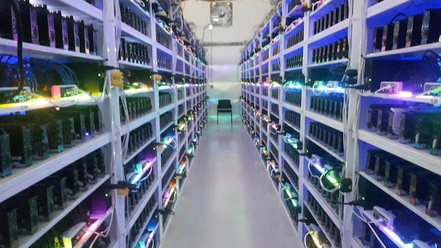 Heatmine a un centre de données à Lévis, mais veut désormais décentraliser ses activités