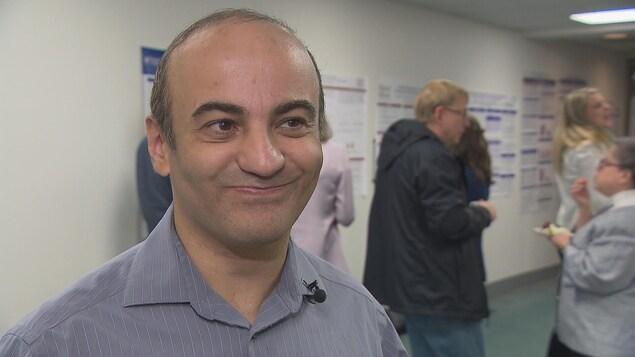 Portrait du docteur Abdel-Samad