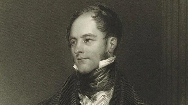 Portrait de Henry Goulburn.