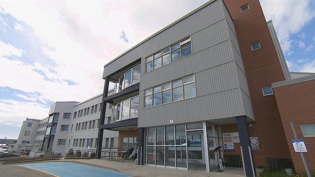 L'hôpital de Havre-Saint-Pierre