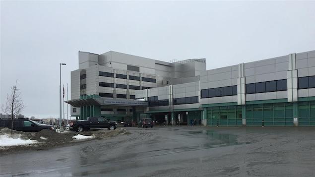 Hôpital Horizon Santé-Nord de Sudbury.