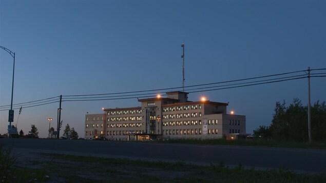 Le Centre hospitalier La Sarre en Abitibi-Témiscamingue