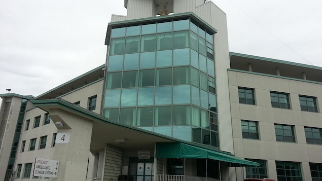 L'hôpital de Montmagny