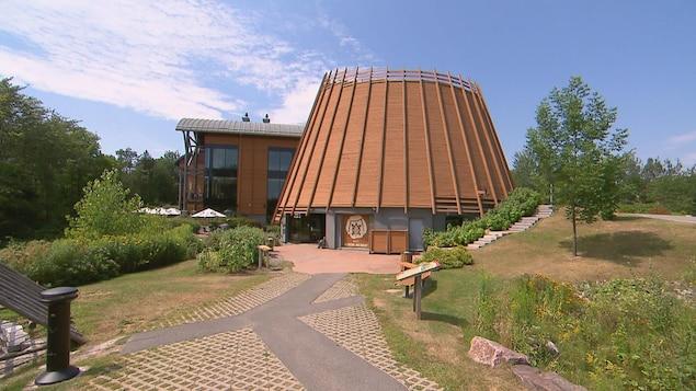 Hôtel-musée des Premières Nations à Wendake