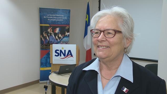 Louise Imbeault en entrevue