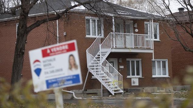 Une maison à vendre à Montréal