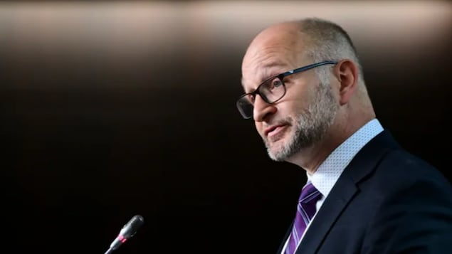 Justice Minister and Attorney General of Canada David Lametti announced $918,000 in funding that will go to the Association of Iroquois and Allied Indians and Lakehead University's law faculty.