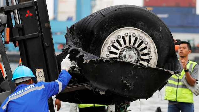 Crash d'un avion Lion air: l'indicateur de vitesse du Boeing défectueux
