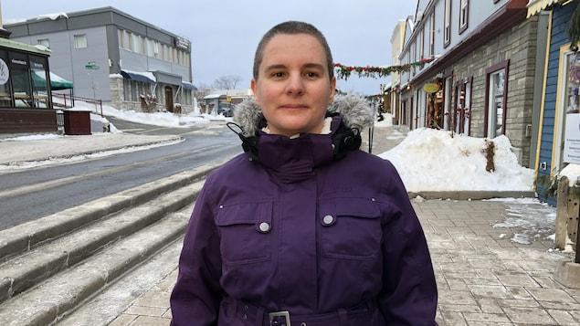 Isabelle Faguy a cofondé un groupe d'entraide pour les personnes adultes autistes du Bas-St-Laurent et de la Gaspésie