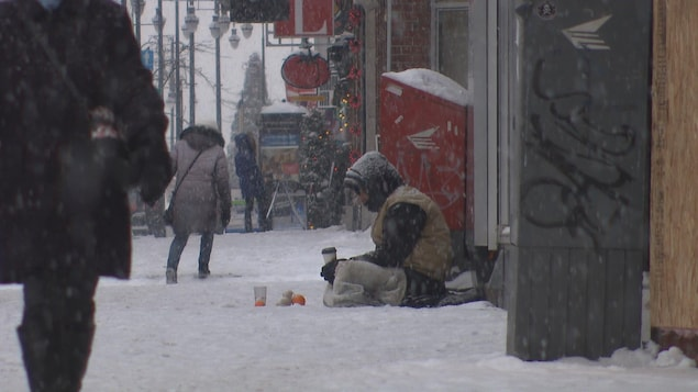 Le nombre de personne en situation d'itinérance se maintient à Trois-Rivières.