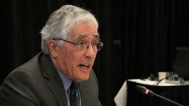 L'honorable juge à la retraite Jacques Viens