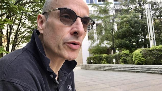Robert Dujarric, directeur des études asiatiques contemporaines à la Temple University de Tokyo