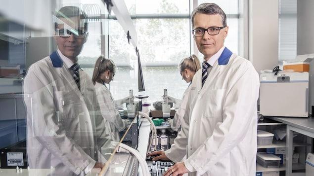 Le cardiologue Jean-Claude Tardif