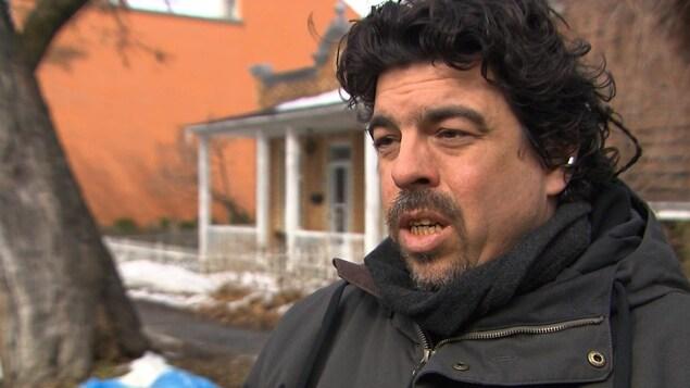 Jean-Sébastien Fallu, spécialiste en toxicomanie et professeur à l'École de psychoéducation de l'Université de Montréal