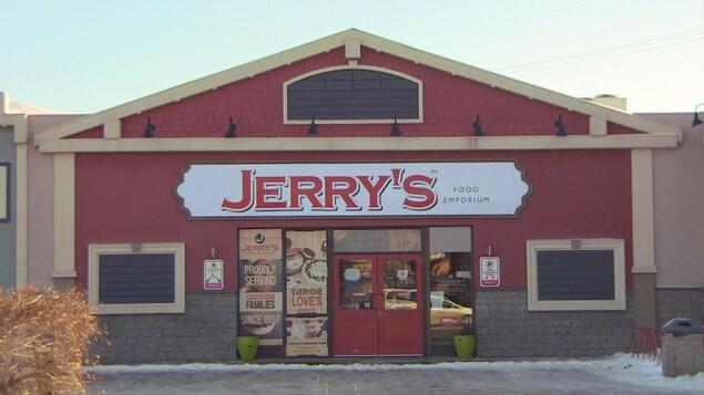 Le Jerry's.
