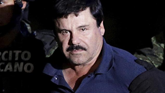 Joaquin Guzman, El Chapo
