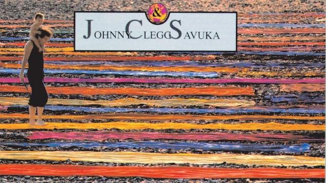La pochette de l'album «Cruel, Crazy Beautiful World», de Johnny Clegg et Savuka