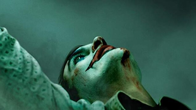 Affiche du film Joker.