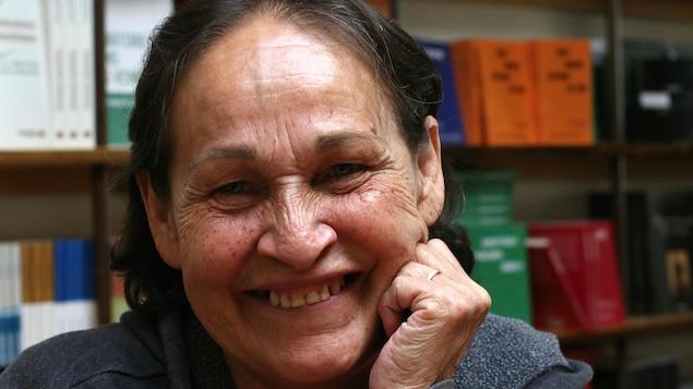Joséphine Bacon, poète