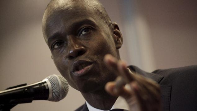 Jovenel Moïse a remporté l'élection présidentielle en Haïti au premier tour.