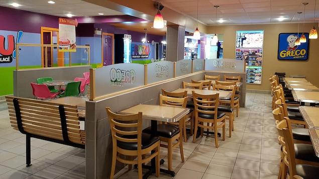 Le Grand Sault Restaurant