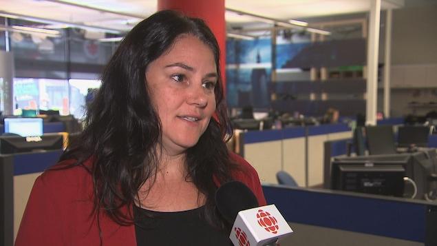 Julie Boulianne, courtière en immobilier