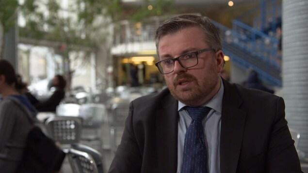Julien Le Maux, professeur à HEC Montréal