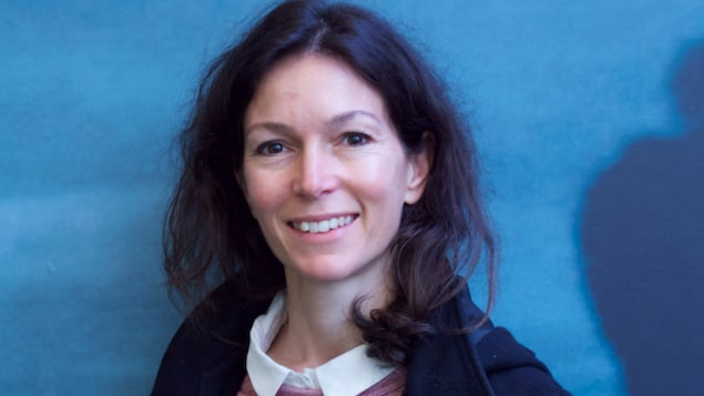 Karine Boily, coordonnatrice de la santé, sécurité et bien-être au Conseil scolaire francophone de la Colombie-Britannique