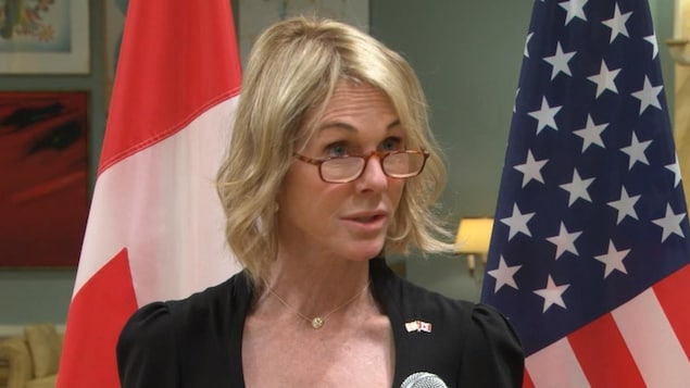 Kelly Knight Craft, ambassadrice des États-Unis au Canada