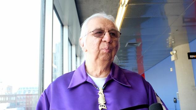 Le négociateur de la Déclaration des Nations unies sur les droits des peuples autochtones, Kenneth Deer.