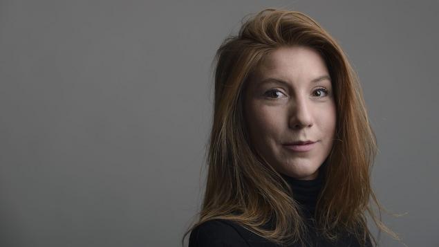 La journaliste suédoise Kim Wall morte sur le sous-marin.
