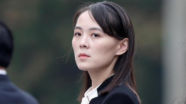 Kim Yo-jong, la soeur du leader nord-coréen Kim Jong-un