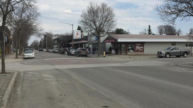 Rue King, Nipissing-Ouest