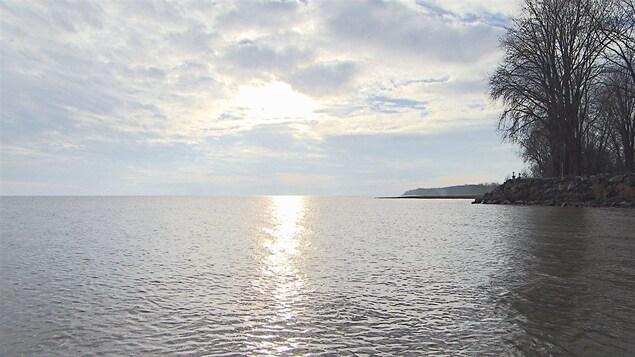 Le lac Saint-Pierre
