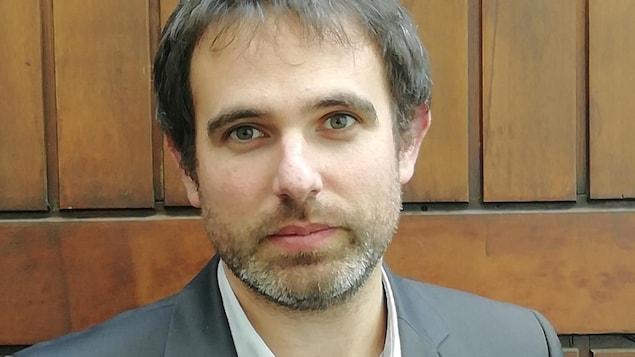 Portrait d'Alexandre Langlois.