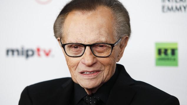Le célèbre intervieweur américain Larry King est mort