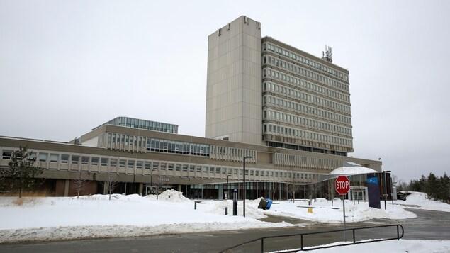Université Laurentienne.