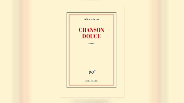 La couverture de «Chanson douce», de Leïla Slimani