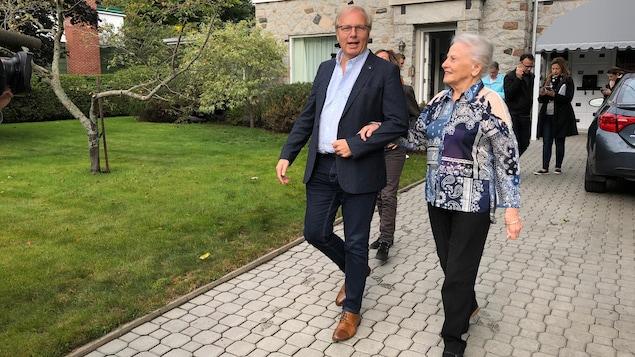 François Legault, le nationaliste modéré à la tête de la région — Québec