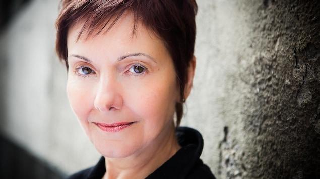 L'auteure Louise Dupré