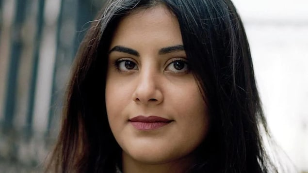 Un portrait de la militante Loujain al-Hathloul