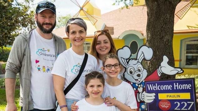 Photo de la famille Power de Shippagan.