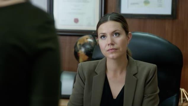 Magalie Lépine-Blondeau joue dans District 31