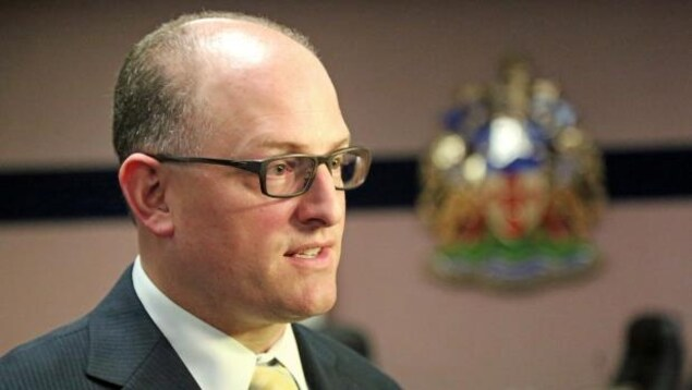 Photo du maire de Windsor Drew Dilkens