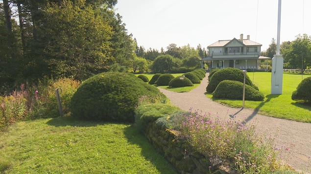 La maison d'Elsie Reford