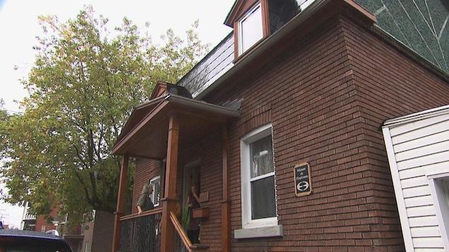 La Maison de l'espéranto de Trois-Rivières