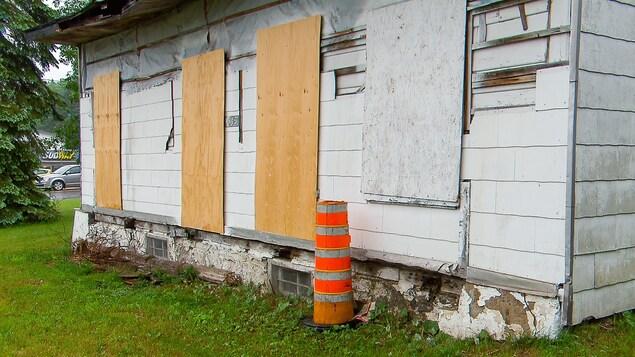 Cette maison patrimoniale de la rue De Grandmaison à Québec sera bientôt démolie