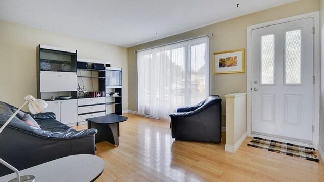 Maison unifamiliale de 7 pièces située dans l'arrondissement de Charlesbourg à Québec