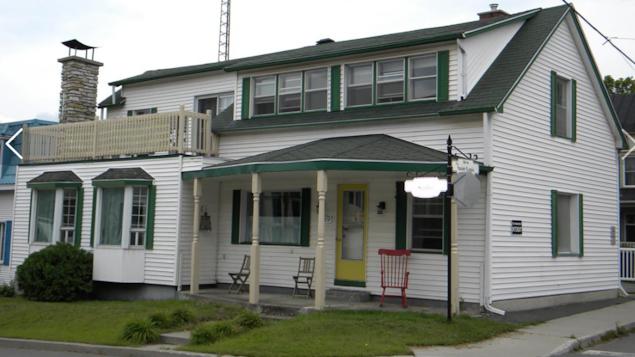 La maison de Roxton Pond